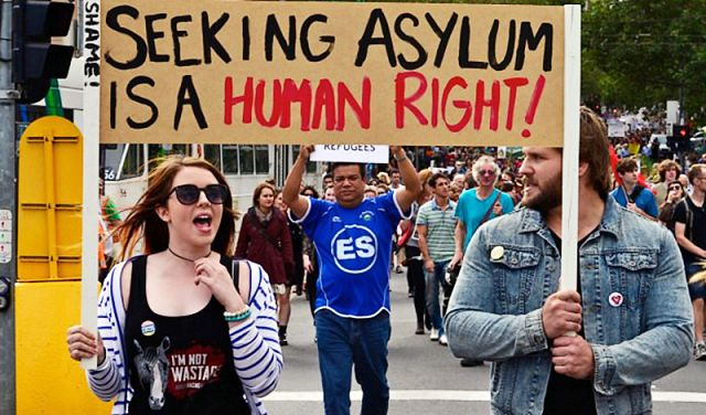 has the treatment of asylum seekers Nigel's surgery 36: registration and treatment of asylum seekers and refugees nigel's surgery 36: registration and treatment of asylum seekers and refugees.