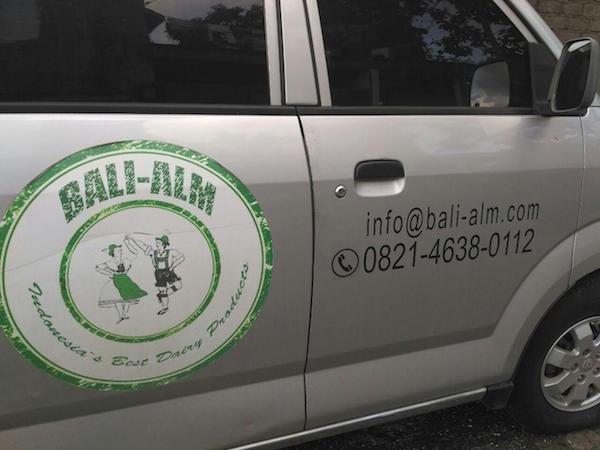 Чего из еды НЕТ на Бали?
